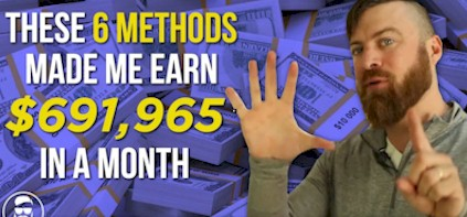 6 Incomes That Earn Me $691,965 Per Month